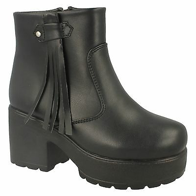 Wholesale Girls Boots 16 Pairs Sizes 10-3  H5049