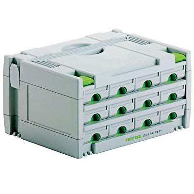 Festool 491986 12-Drawer Sortainer