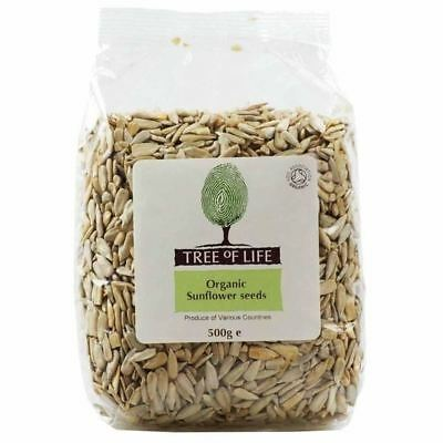 Tree of Life Organic Sunflower Seeds 500g