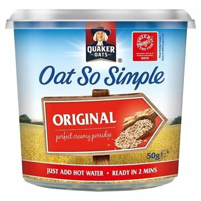 Quaker Express Pot Original 50g • AUD 4.25