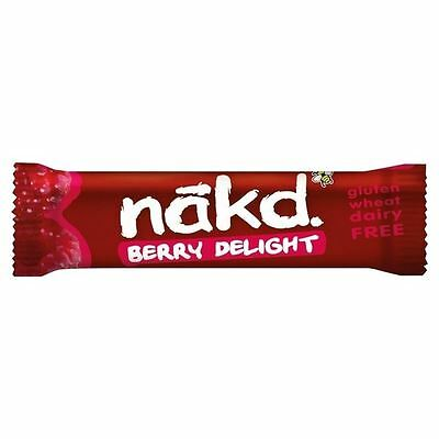 Nakd Free From Berry Delight Bar 35g