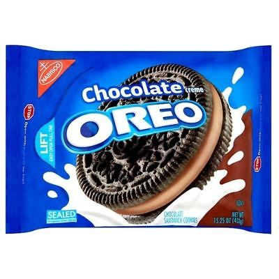 Oreo Chocolate Creme Cookies 432g
