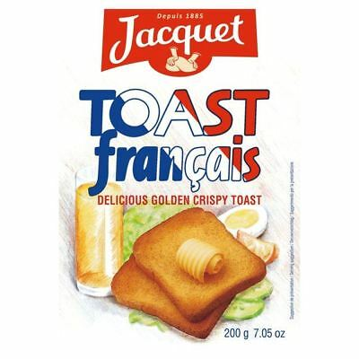 Jacquet French Toasts 200g