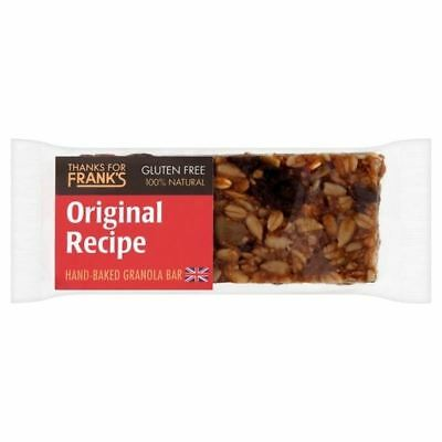 Thanks for Franks Original Gluten Free Bar 55g