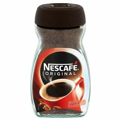 Nescafe Instant Coffee Granules 100g