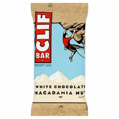 Clif Energy Bar White Chocolate Macadamia 68g
