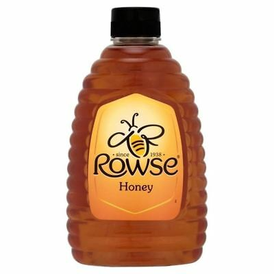 Rowse Pure & Natural Honey 680g