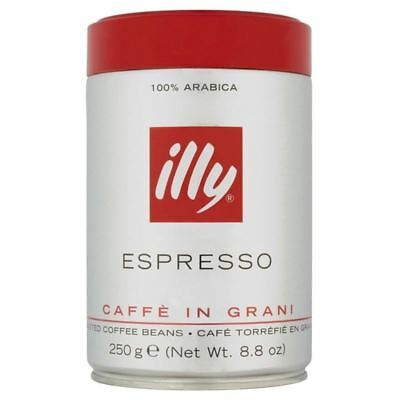 Illy Espresso Roasted Coffee Beans 250g