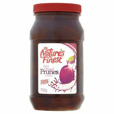 Nature's Finest Prunes in Juice 700g