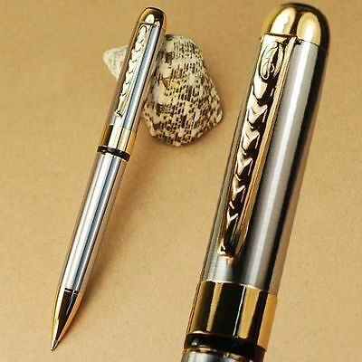 Amazing Quality Jinhao 250 Silver&Gold Twist Ballpoint 6 Colors