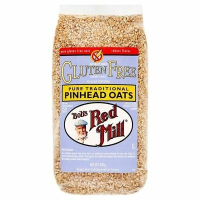 Bob's Red Mill Free From Pure Pinhead Oats 640g