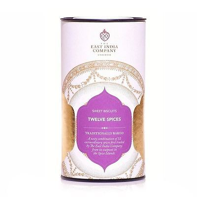 East India Co Twelve Spice Biscuits 150g