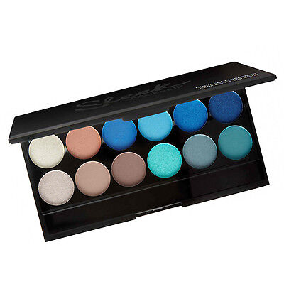 Sleek MakeUP Nautical I-Divine Eyeshadow Calm Before The Storm Limited Edition