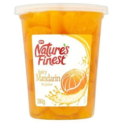 Nature's Finest Mandarin Segments In Juice 390g