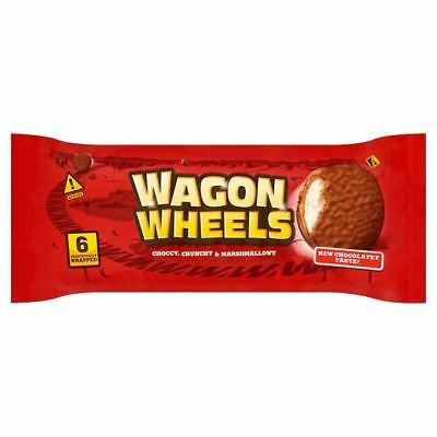 Wagon Wheels Original 6 x 36g