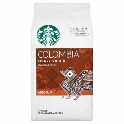 Starbucks Colombian Coffee Ground 200g