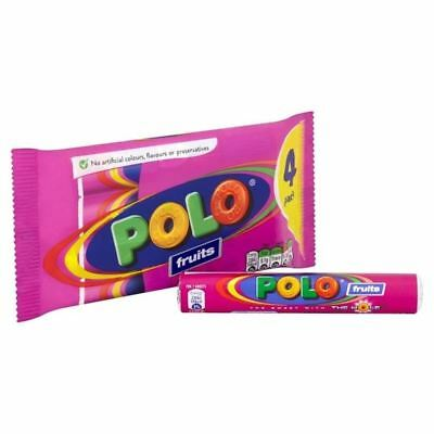 Polo Fruits Multipack 4 x 37g