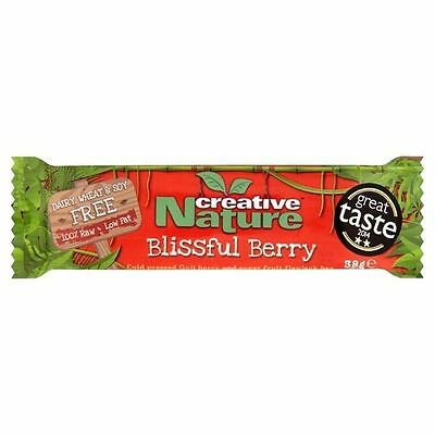 Creative Nature Superfood Bar Blissful Berry 38g