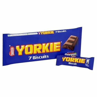Yorkie Biscuits 7 x 24.5g