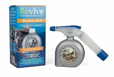 Revive Service Shot Cleaner 300Ml Turbo Cleaner And Power Restorer Engine Care