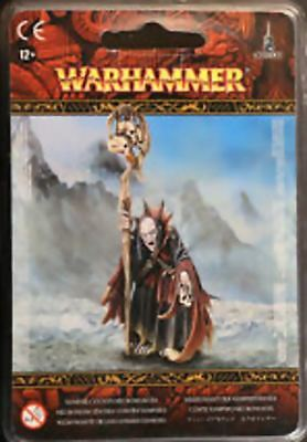 Vampire Counts - Necromancer Warhammer Age of Sigmar Games Workshop BNIB
