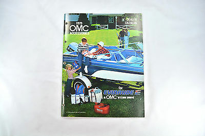 1979 OMC Accessories Dealer Catalog with Pictures and Pricing