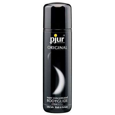 Pjur Original Silicone Based Lube Lubricant BodyGlide 250 ml Made in Germany