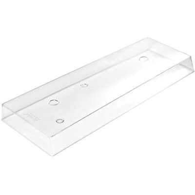 Silikomart Clear Polycarbonate Cover for Plastic Tray VGEL03