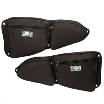 Side Door Bags for Polaris Razor 1000, 900xc - Storage Bag With Knee Protection