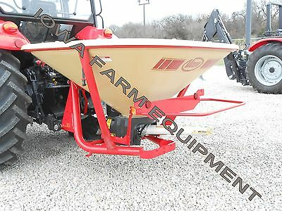Vicon PS-604 17bu Pendulum Grass Seeder, Fertilizer Spreader