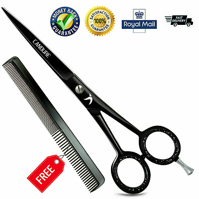 Hair Hairdressing Cutting Scissors Barber Salon Shears,Thinning Scissors 6' 5.5'