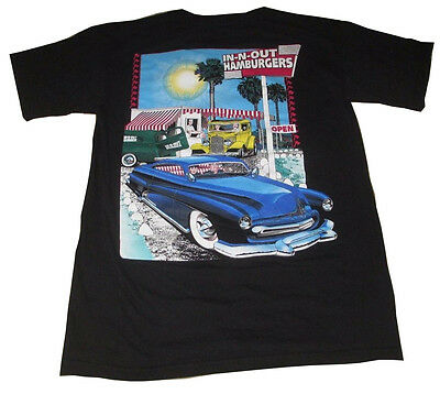 57a6d535205f IN-N-OUT BURGER CALIFORNIA T-Shirt Quality You Can Taste Race to the ...