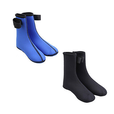 Neoprene Thick Beach Swimming Diving Socks Snorkeling Booties Accessory a Pair