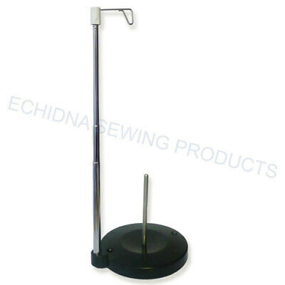 Single Spool Thread Stand for Machine Embroidery