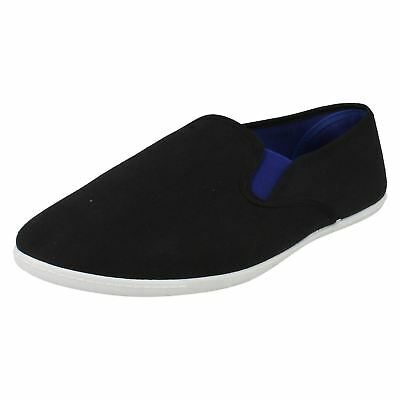 SALE MENS CASUAL SLIP ON  CANVAS SUMMER SIZE SHOES A1080