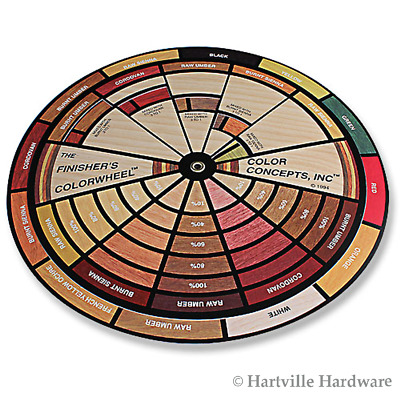 Behlen B997-0105 Finisher's Colorwheel