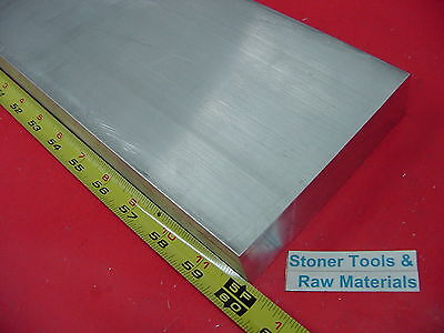 "1/2"" X 6"" ALUMINUM 6061 FLAT BAR 60"" long .50"" SOLID T6511 PLATE Mill Stock"