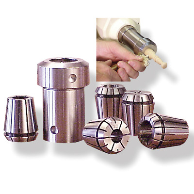 "1"" Beall Collet Chuck Set"
