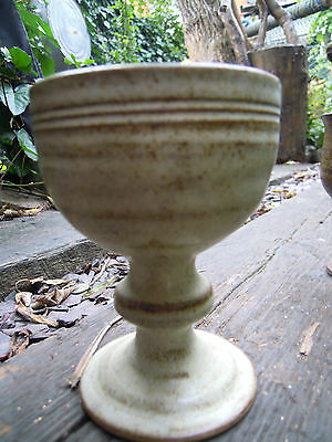 Pottery Goblet Chalice  Altar Pagan Wicca Rituals Spells