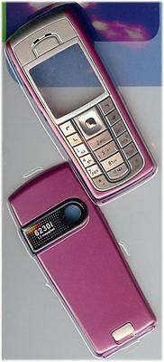 New!! Pink Housing / Fascia / Cover / Case for Nokia 6230 / 6230i