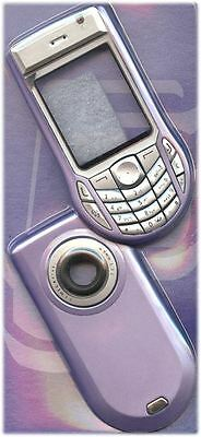 New!! Purple Housing / Fascia / Cover / Case for Nokia 6630