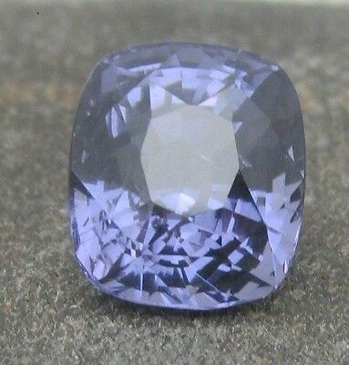 2.49 cts Brilliant Color Shift Blue Spinel With Video!