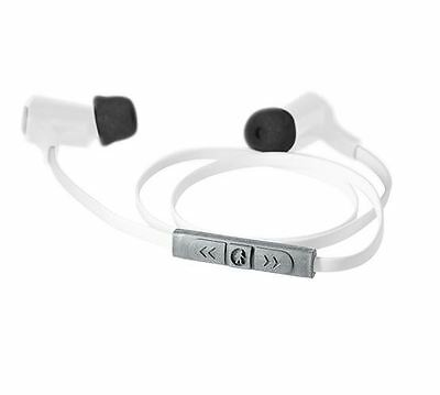 NIB OUTDOOR TECH ORCAS ACTIVE WIRELESS EARBUDS $100 ONE white built-in mic