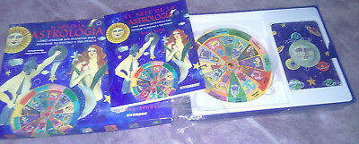 CARTAS DE TAROT_EL ARTE DE LA ASTROLOGIA_ 48 cartas BOX + Libro_New Sealed