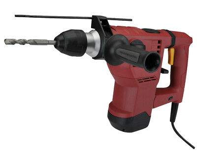 1 1/2in SDS Heavy Duty Electric Rotary Hammer Drill Variable Speed Concrete Work