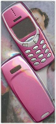New!! Hot Pink Housing / Fascia / Cover / Case for Nokia 3310 / 3330