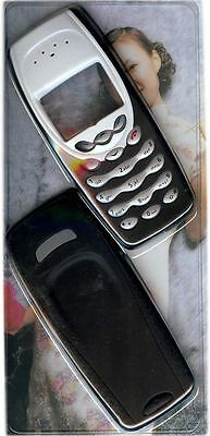 New!! Black Housing / Fascia / Cover / Case for Nokia 3410 / 3410i