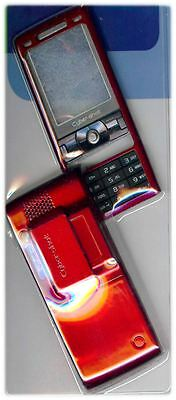New!! Red Housing / Fascia / Cover / Case for Sony Ericsson K800 / K800i