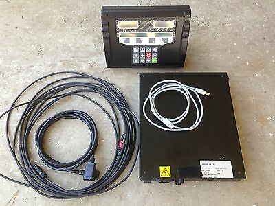 John Bean Hofmann Alignment Machine Remote Display Kit New
