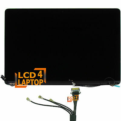 Apple MacBook Pro A1398 Retina Full LCD Laptop Screen Assembly - Mid 2015